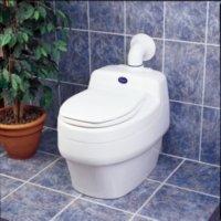 Compost Toilet Separett Villa 9000