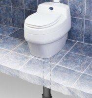 Compost Toilet Separett Villa 9020