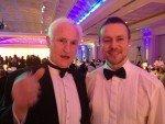 Duncan Stewart at Green Awards 2013
