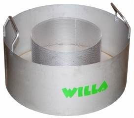 Willa Greywater Filter Buffer Vessel