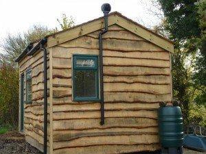 cabin w side